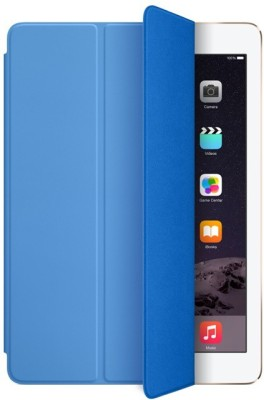 GadgetM Book Cover for Apple Ipad Mini 4(Blue)