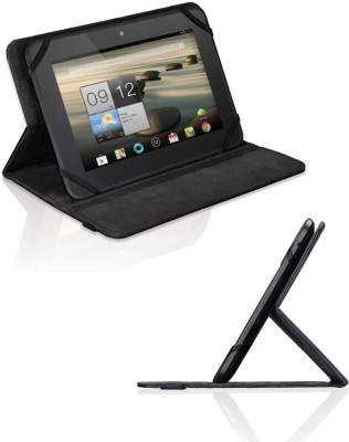 Dausen Flip Cover for 7inch Tablet(Black)