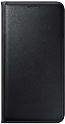 SmartLike Flip Cover for Reliance Jio LYF FLAME 8(Black, Artificial Leather) Flipkart