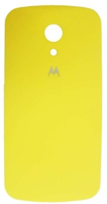 SSR Back Cover for Motorola Moto G  2nd Generation  Yellow