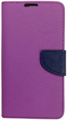 Novo Style Flip Cover for Mi Redmi 1S Purple