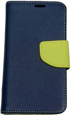 Novo Style Flip Cover for Mi Redmi 2 Prime, Xiaomi Redmi 2s  4.7inch  Blue