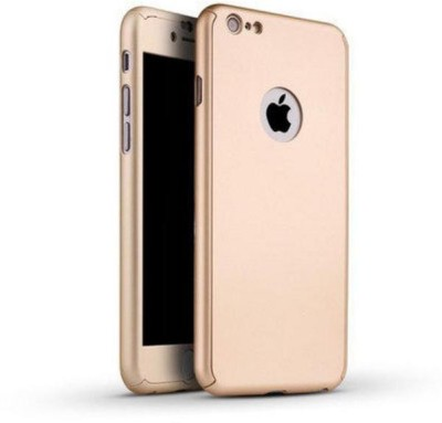 iPaky Case Front   Back Case for Apple iPhone 7 Gold