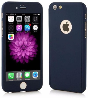 G MOS Front   Back Case for Apple iPhone 5s Blue