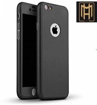 MagicHub Front   Back Case for Apple iPhone 6 Black