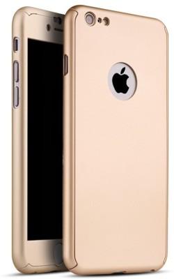 GadgetM Front   Back Case for Apple iPhone 6s Plus Gold