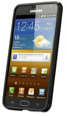 Capdase Back Cover for Samsung Galaxy Note N7000 with Free Screen Guard