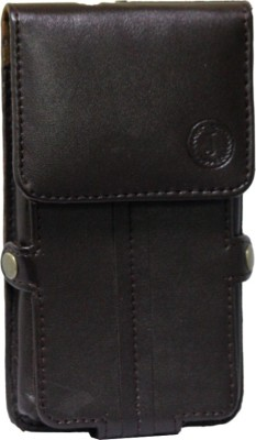 JoJo Pouch for HP Slate6 VoiceTab(Brown, Artificial Leather)