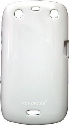 Fonokase Back Cover for Blackberry 9360(White)