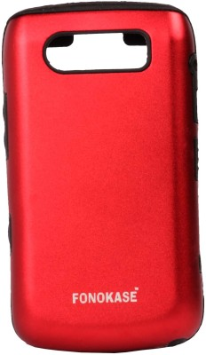 Fonokase Back Cover for BlackBerry 9700 / 9780(Red)