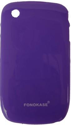 Fonokase Back Cover for BlackBerry 8520(Purple)