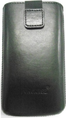 Fonokase Pouch for SAMSUNG Galaxy Note 3(Black, Artificial Leather)
