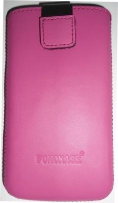Fonokase Pouch for Lenovo Phab Plus Pink Fonokase Mobile Pouches