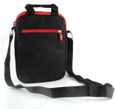 Saco Pouch for Tablet Binatone AppStar GX Gaming Tab Bag Sleeve Sleeve Cover (Black)(Black)