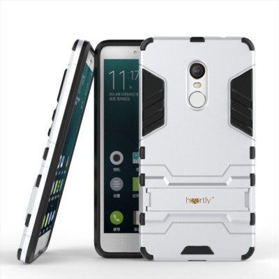 Heartly Back Cover for Mi Redmi Note 4(Multicolor, Shock Proof)