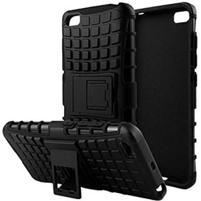 Mstore Back Cover for Mi Max Black, Shock Proof
