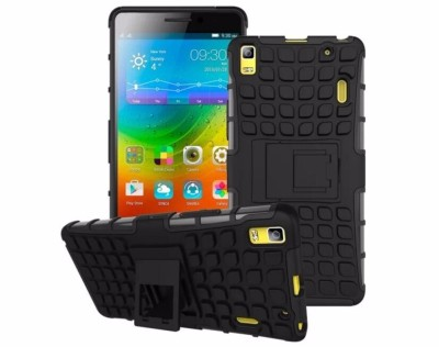 GadgetM Back Cover for Lenovo K3 Note Black, Shock Proof