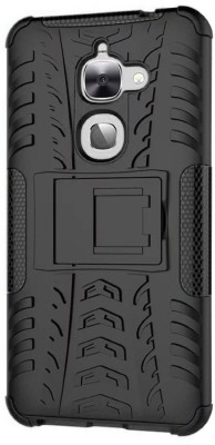 SPAZY CASE Back Cover for LeEco Le 2(Black)