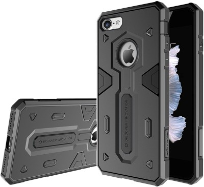 Nillkin Back Cover for Apple iPhone 7 Black, Shock Proof Nillkin Plain Cases   Covers