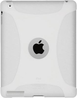 Amzer Back Cover for Apple iPad 2, Apple iPad 3, Apple iPad 4, Apple iPad Air, Apple iPad Air 2(White, Artificial Leather, Rubber) Flipkart