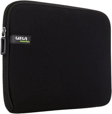Gizga Essentials Sleeve for 7 inch Tablet(Black, Cloth)