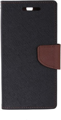 Spicesun Flip Cover for OnePlus One Brown