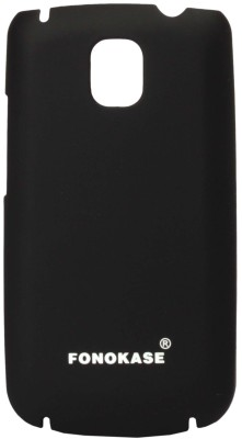 Fonokase Back Cover for LG P920 (Black)