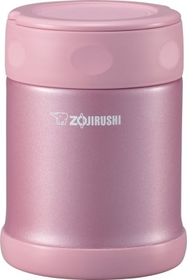 Zojirushi Zr-Sw-Eae35-Ps S/S Vacuum Food Jar 0.35l-Shiny Pink Thermoware Casserole(0.35 L) at flipkart