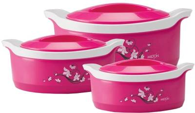 Milton Marvel Pack of 3 Casserole Set