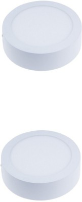 Galaxy 3 Watt COB Round Spot Ceiling Light, Color of LED Warm White pack of 6 Recessed Ceiling Lamp