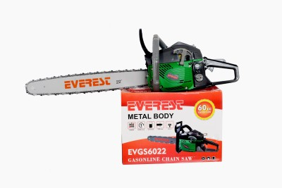 Everest EVGS6022 Fuel Chainsaw(Without Battery) at flipkart