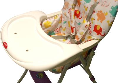 Kiwi Convertible Musical High Chair