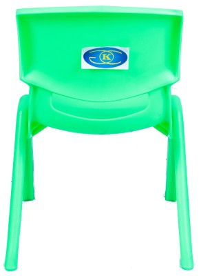 kGC Networks Kids Baby Multicolor Musical New Plastic Chair(Green)  available at flipkart for Rs.520