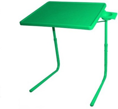Tablemate TABLEMATE Adjustable Portable Folding Laptop Kid Study With 3d screen enlarge Green Changing Table at flipkart