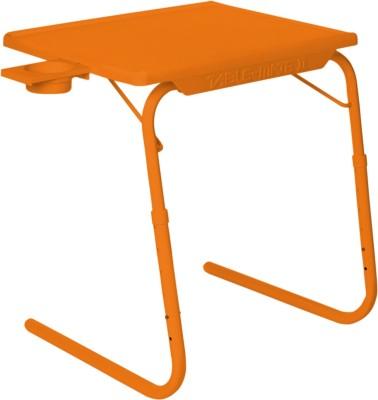 Tablemate Orange ADJUSTABLE table mate Plastic Study Table(Finish Color - Orange)