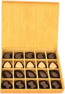 De'Arco Chocolatier Full Size Brittles(220 g)