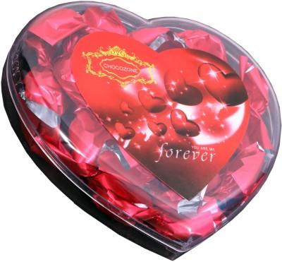 Skylofts Stylish Box with cute heart, anniversary card Chocolate Bars(110 g)