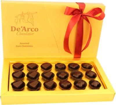 De'Arco Chocolatier Full Size Brittles(198 g)