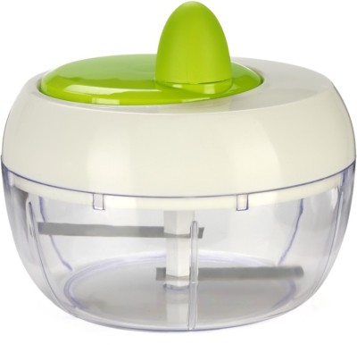 Cosmosgalaxy Mini Food Chopper(White, Green)  available at flipkart for Rs.549