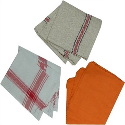 Chartbusters Wet and Dry Cotton Cleaning Cloth(9 Units)
