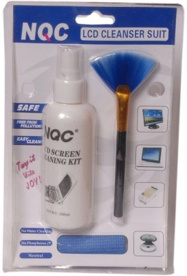 HashTag Glam 4 Gadgets 3 in 1 LCD Screen Cleaning Kit for Computers(HT CK615)