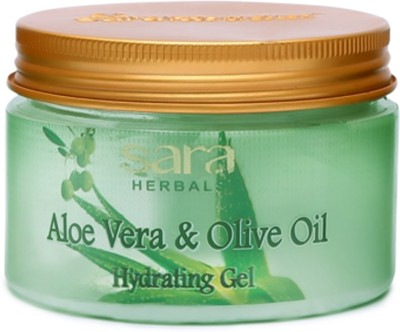 Sara Aloe Vera & Olive Oil Hydrating Gel(120 g)