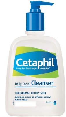 Cetaphil Daily Facial Cleanser Imported(591 ml)