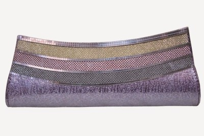 MTE Women Formal, Party Purple  Clutch