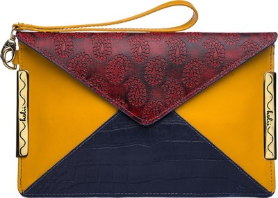 Holii Casual Multicolor  Clutch at flipkart