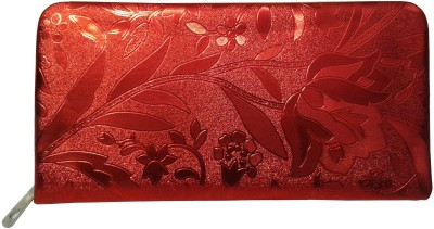 Sanshul Women Red  Clutch