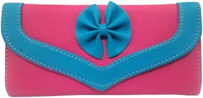 Look-Kool Women Casual, Party, Formal, Festive Pink  Clutch