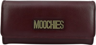 Moochies Women Formal Maroon  Clutch