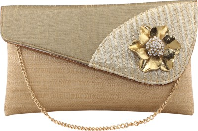 Sunbeams Women Party White  Clutch