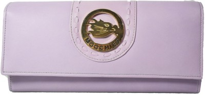 Moochies Women Formal, Party, Wedding Purple  Clutch